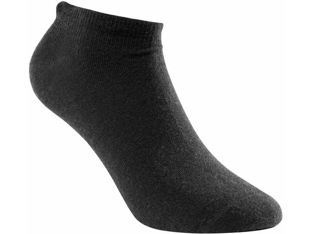 Woolpower Shoe Liner Calcetines, black